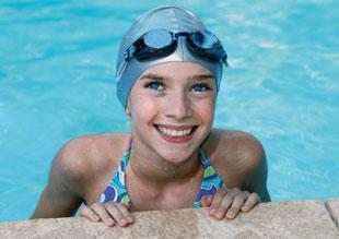 Kinderschwimmen in Neumarkt